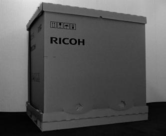 『大型複写機用包装への紙製ジョイント採用による改善』