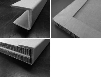 『大型薄物板材輸送用梱包ケース Grow Wall 「Flat」』