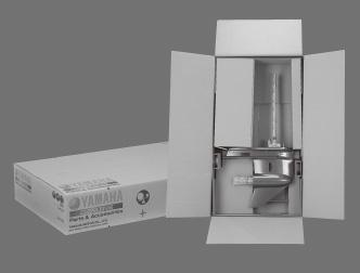 『ヤマハ船外機:補修用部品ロワーの包装改善』