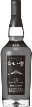 『富士山麓 ブレンデッド18年 2016用ボトル』