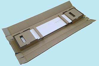 『甲板の包装改善』