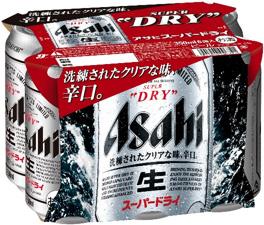 『環境とユーザビリティに配慮した飲料用6缶パック』