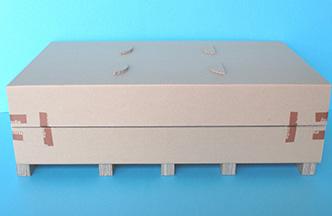 『大型リチウムイオンバッテリー包装改善』