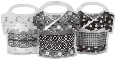 『洋服のように選べるパッケージ ―KIMONO―』