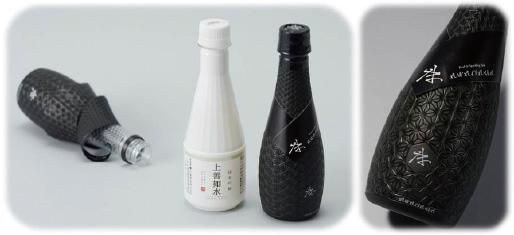 『DNP 機能性フィルム複合型PETボトル コンプレックスボトル』