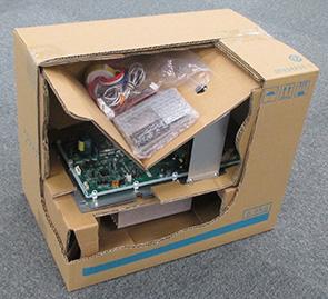 『電気ノイズ除去フィルタの包装改善』
